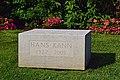 Wiener Zentralfriedhof - Gruppe 33 G - Grab von Hans Kann.jpg