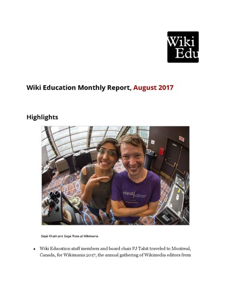 File:Wiki Education Foundation Monthly Report 2017-08.pdf