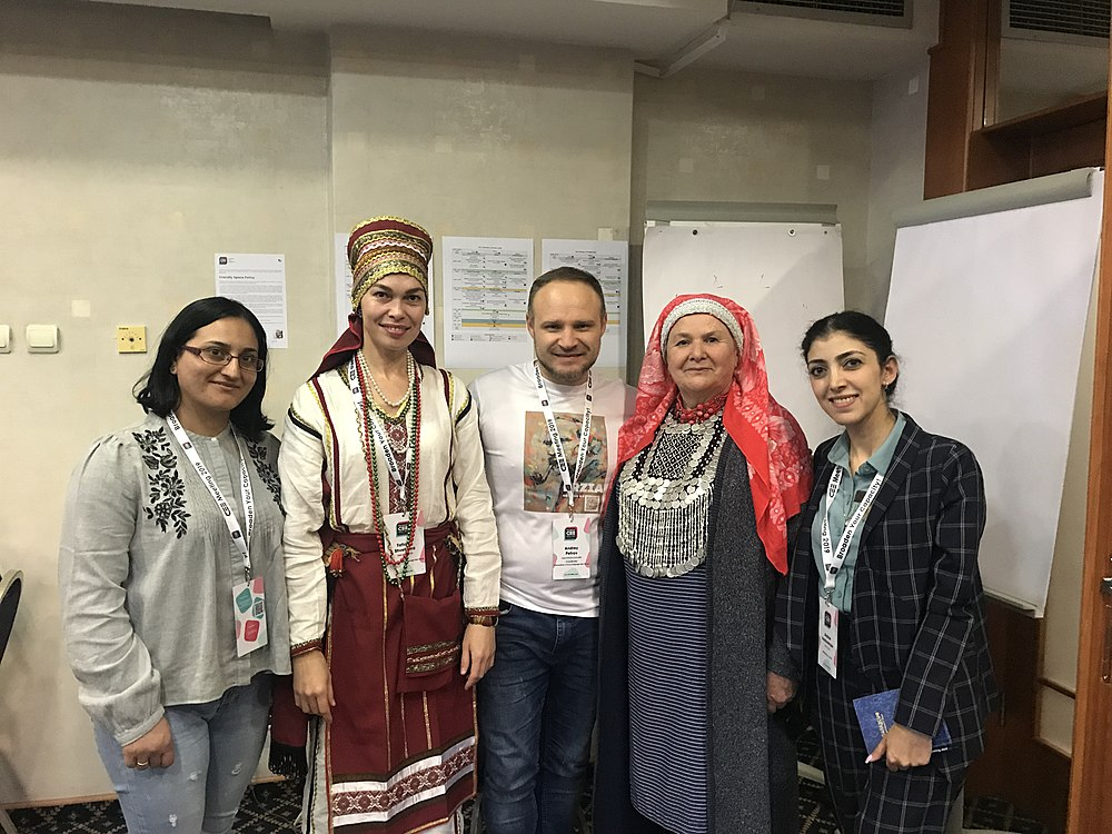 Wikimedia CEE Meeting 2019, photo by Erzianj jurnalist 15.jpg