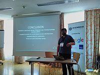Wikimedia Hackathon 2017 - Mark Hershberger.jpg