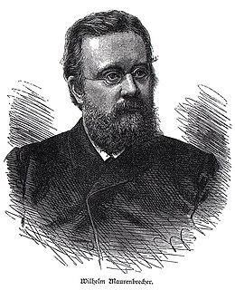 Wilhelm Maurenbrecher German historian
