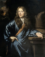 Portrait of Willem Pottey (1666-94), lawyer and treasurer-general of Vlissingen