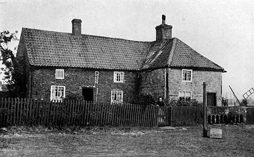 WilliamBradfordBirthplace