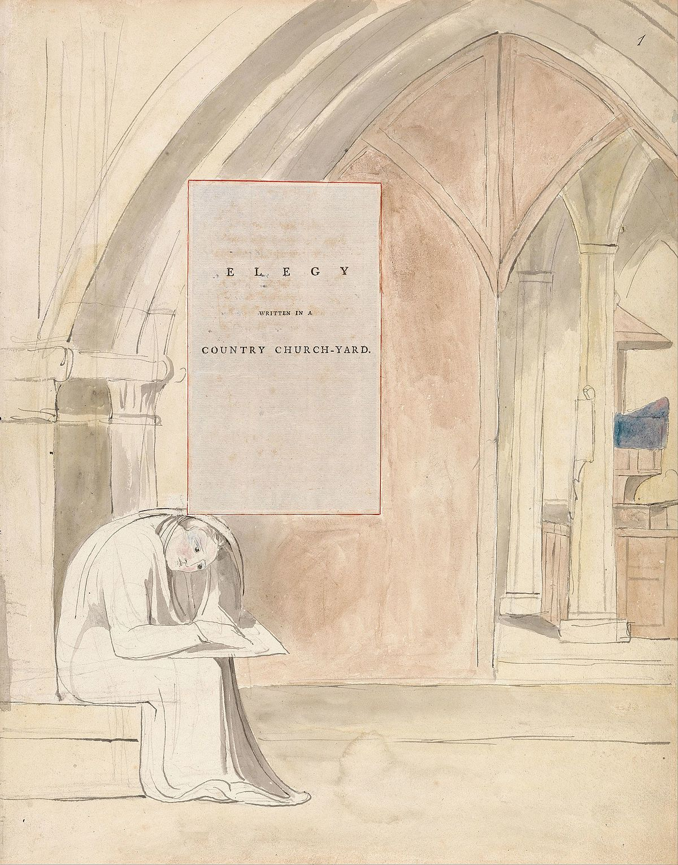 thomas grey elegy written in a country churchyard