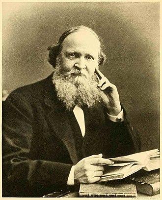William Dwight Whitney - Image: William Dwight Whitney (cropped)