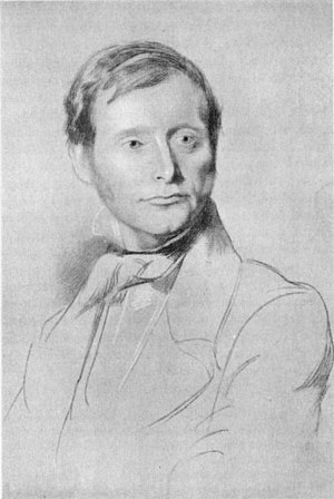 William Edward Forster - William Edward Forster in 1851