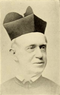 William Francis Clarke 19th-century American Jesuit educator