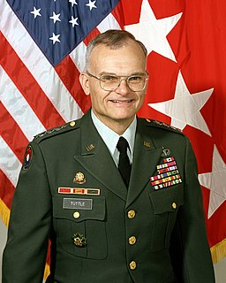 William G. T. Tuttle Jr. United States general