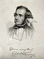 William Henry Harvey. Stipple engraving by F. Holl after F. Wellcome V0002606.jpg