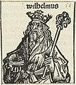 William II of Holland in the Nuremberg Chronicle of 1493 (1).jpg