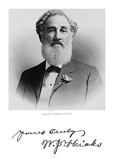 William J. Hicks American architect