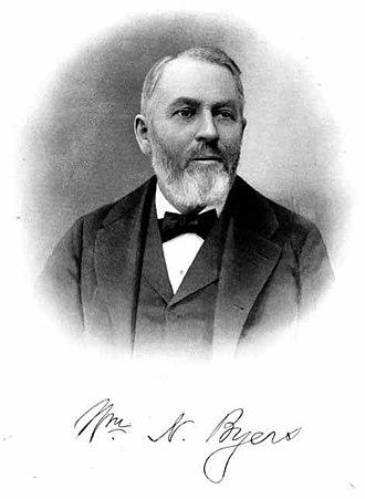 William Byers - William Newton Byers