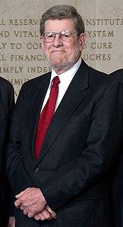 William Poole (economist) economist and Federal Reserve Bank executive