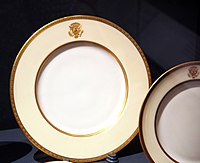 Wilson White House plate 02 - Smithsonian Museum of Natural History - 2012-05-15.jpg