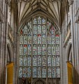 Winchester Cathedral Mosaic Stained Glass, Hampshire, UK - Diliff.jpg