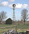 Wind Pump at East Town Farm - geograph.org.uk - 716683.jpg