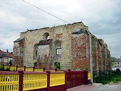 Wodzislaw synagogue 20070512 1417.jpg