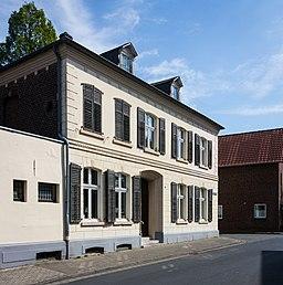 Gocher Straße in Uedem