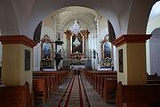 Wojciechów Kościół Św. Bartłomieja (2).JPG