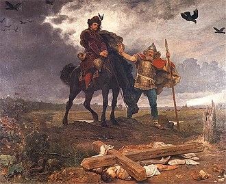 Wojciech Gerson - Image: Wojciech Gerson Kazimierz Odnowiciel