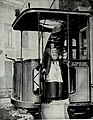 Woman tram-conductor a pre-war figure in Chile.jpg