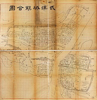 Wuhan - Wuhan in 1864