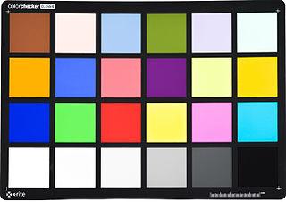 Permalink to Color Checker