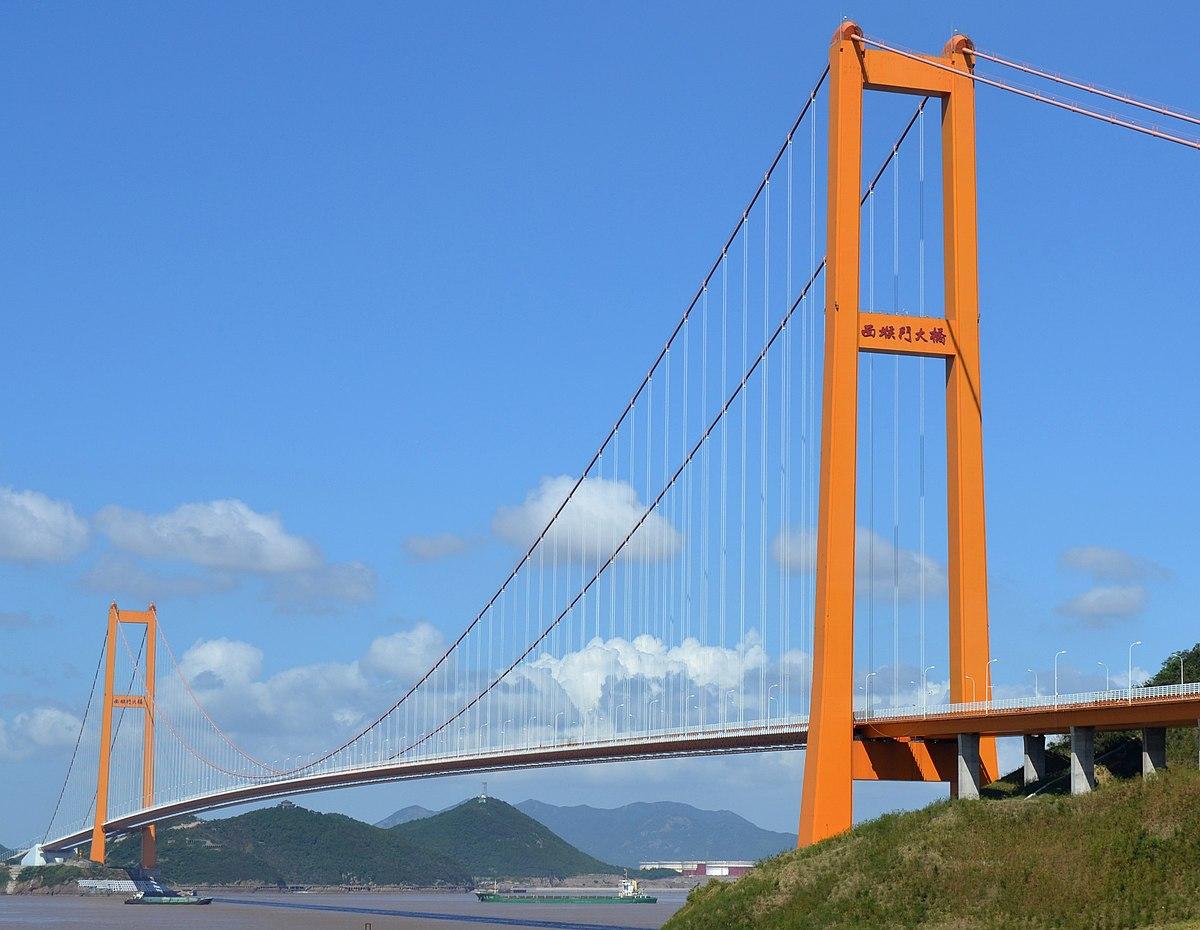 pont de xihoumen wikip 233 dia