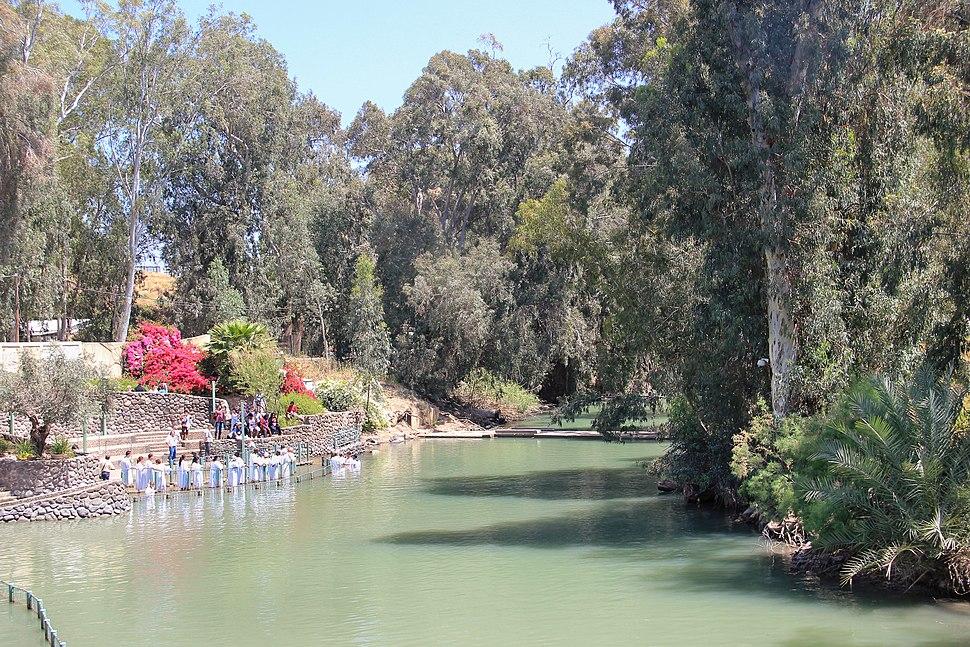 Yardenit, Degania, Jordan river 1