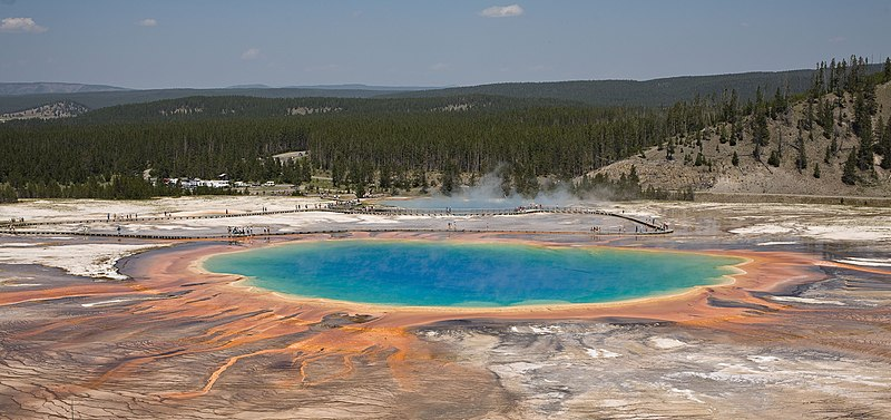 Archivo:Yellowstone Grand Prismatic.jpg