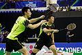 Yonex IFB 2013 - Quarterfinal - Liu Xiaolong - Qiu Zihan vs Mathias Boe - Carsten Mogensen 14.jpg