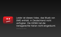 YouTube blocked SME Germany GEMA de.png