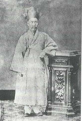 Yun Chi-ho - Image: Yun Ung ryeol 1880
