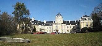 Šilheřovice - Šilheřovice Castle