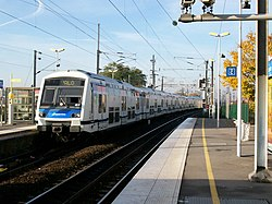 Station Villiers-sur-Marne-Le Plessis-Trévise