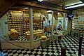 Zaandijk - Zaanse Schans - Cheese Farm 'De Catharina Hoeve' - View NW on the Craft of Cheese-Making.jpg