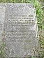 Zabytkowe groby na cmentarzu w Jazgarzewie k. Piaseczna (12).jpg