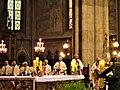 Zagrebačka katedrala - misa na 100-tu obljetnicu povratka kostiju P. Zrinskog i F. K. Frankopana.jpg