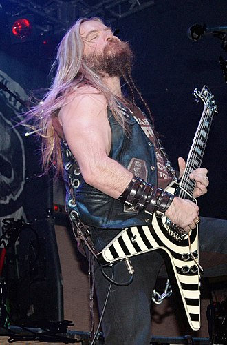 Guns N' Roses - Guitarist Zakk Wylde played with the band for several weeks and was considered as a potential second guitarist in 1995.