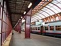 Zijperron Antwerpen Centraal in 2006.jpg