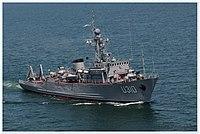 """""""Сі Бриз 2013"""". Тренування в морі кораблів учасників навчань (27275104352).jpg"""
