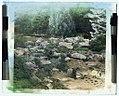 """Benvenuto,"" Robert Pim Butchart house, 800 Benvenuto Lane, Central Saanich, British Columbia, Canada. Quarry garden LCCN2008679211.jpg"