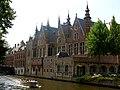 """Groenerei"", canal in Bruges, Belgium.jpg"
