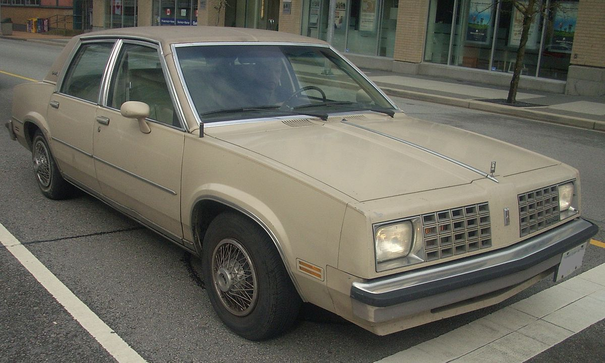 Oldsmobile Omega Wikipedia