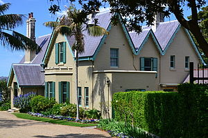 Kirribilli House - Image: (1)Kirribilli House Kirribilli