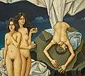 « sans titre », période « endoréalisme », 1985, peinture par Achot Achot.jpg