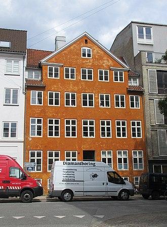 Listed buildings in Copenhagen Municipality - Image: Åbenrå 26 (Copenhagen)