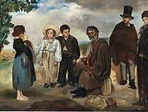 Édouard Manet - Le Vieux Musicien.jpg