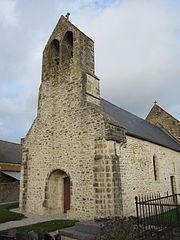 Église Saint-Brice de Beuzeville-au-Plain