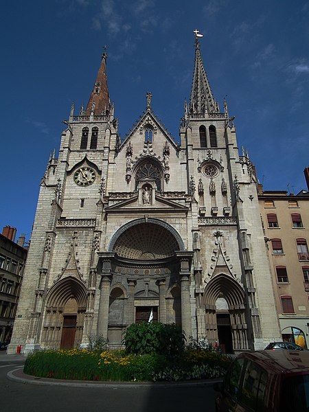 File:Église Saint-Nizier - facade.jpg